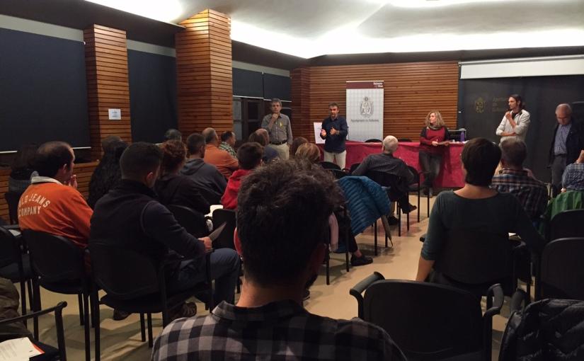 L'Ajuntament solsoní emplaça l'equip de treball del pressupost participatiu a convertir-se en portaveu de laciutadania