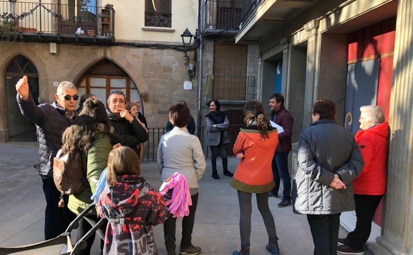 L'Ajuntament solsoní programa cinc noves visites de barri al nucli antic, al Tossal, la Creu Blanca, el Pont i la Cabana d'enGeli